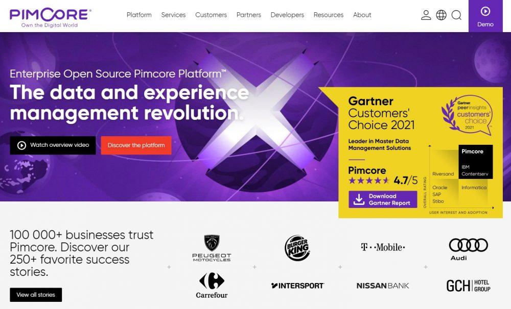 Drop Partner Ufficiale di Pimcore
