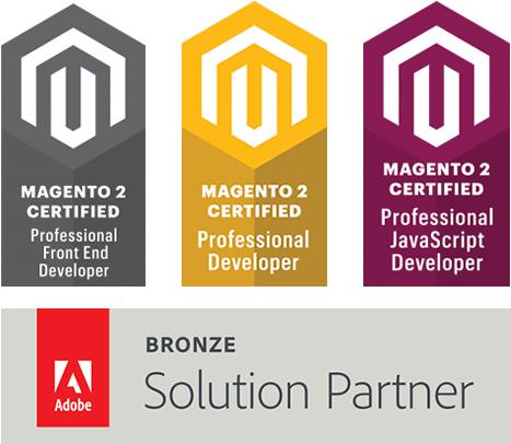 Drop è Adobe Magento Partner