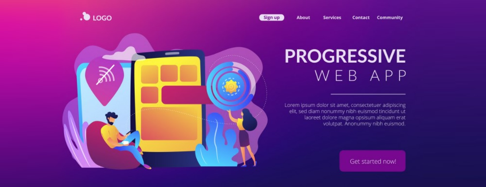 pwa: progressive web apps